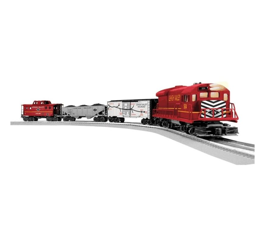 Lionel : O LV U36B Freight LionChief Set