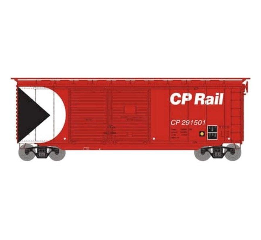 Athearn : HO CP 40' DDoor Box Car