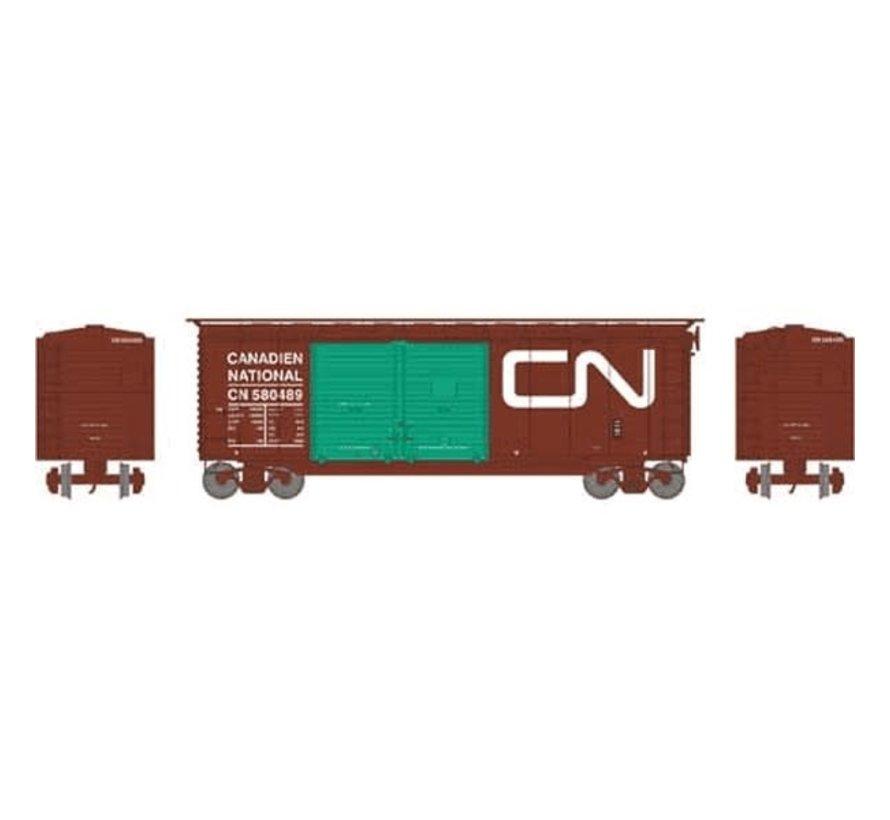 Athearn : HO CN 40' DDoor Box Car