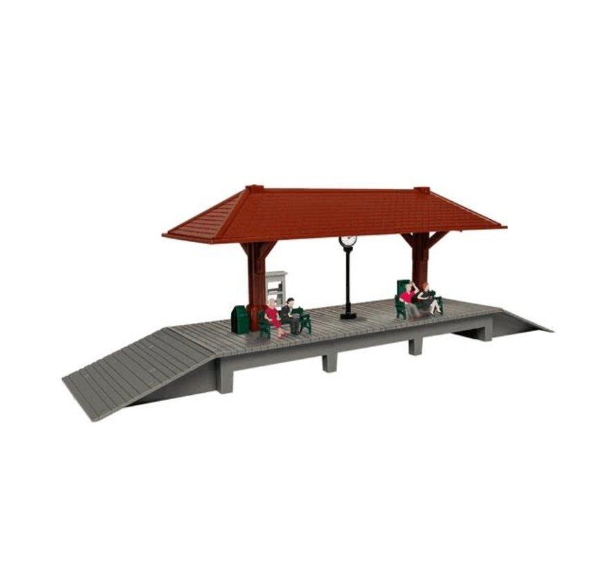 Lionel : HO Station Platform