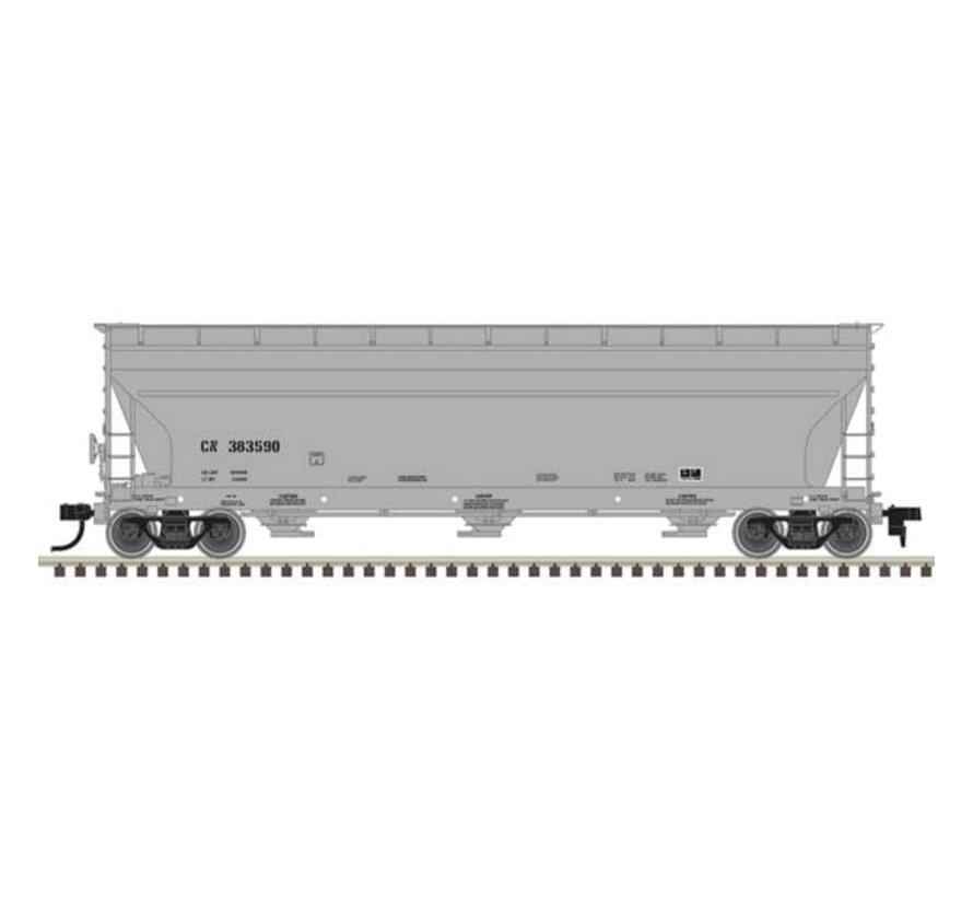 Atlas : HO CN Covered Hopper #385566