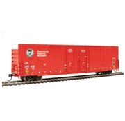 WALTHERS WALT-910-2990 - Walthers : HO CP High Cube Boxcar 60' #218076