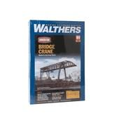 WALTHERS WALT-933-2906 - Walthers : HO Bridge Crane Kit