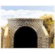 WALTHERS WALT-214-8350 - Walthers : HO Chooch Stone Tunal Portal Double