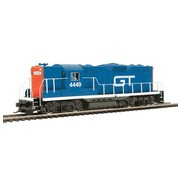 WALTHERS Walthers : HO GTW GP9 (DC) #4449