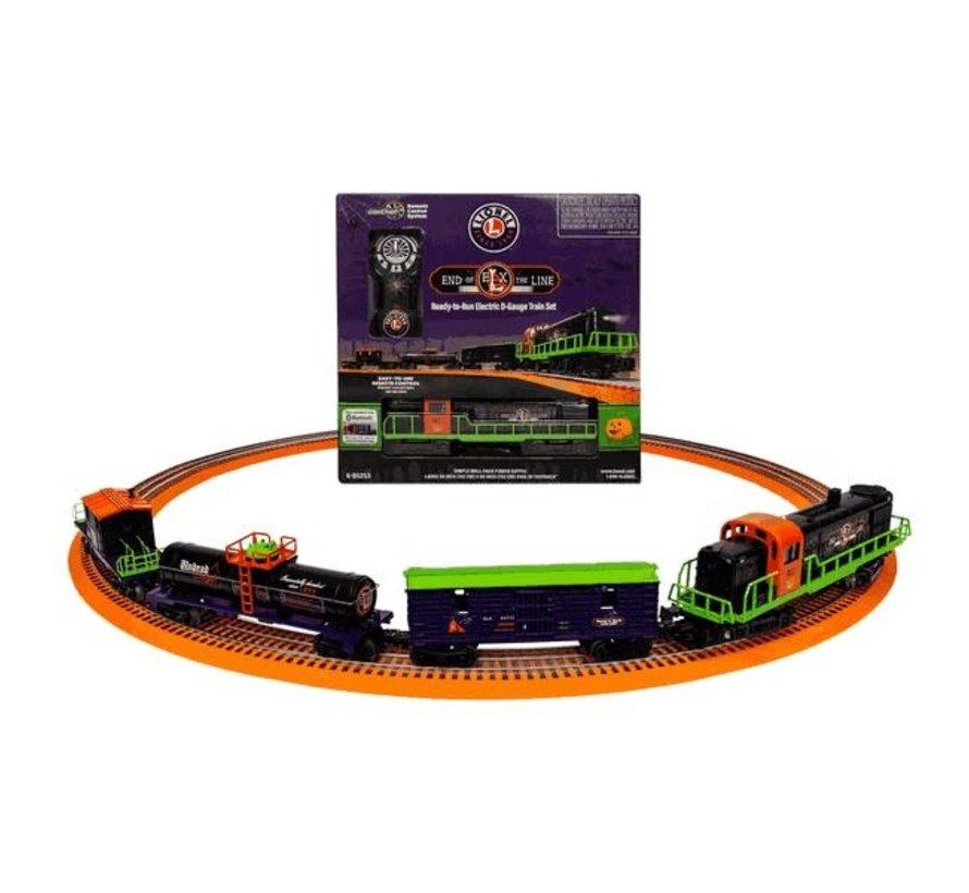 Lionel : O Lionchief End of Line Express SET