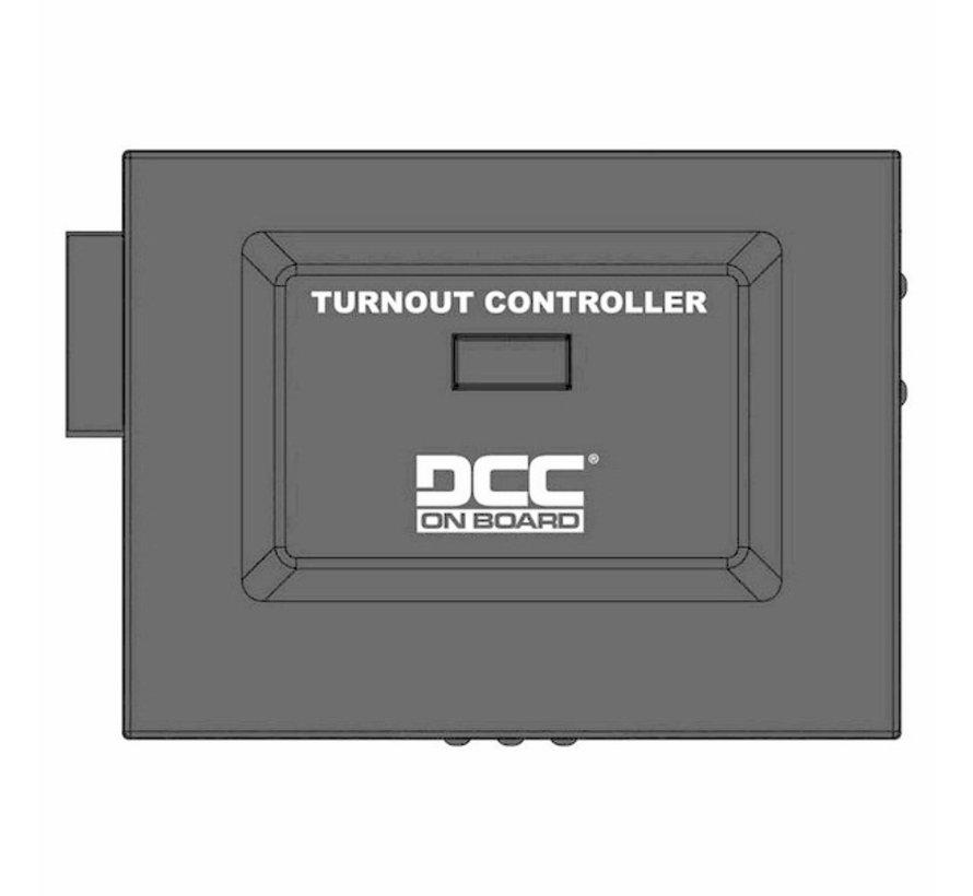 Bachmann : HO DCC Control Box w/turnout Decoder