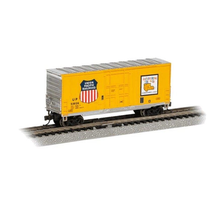 Bachmann : N UP Hi-Cube Box car