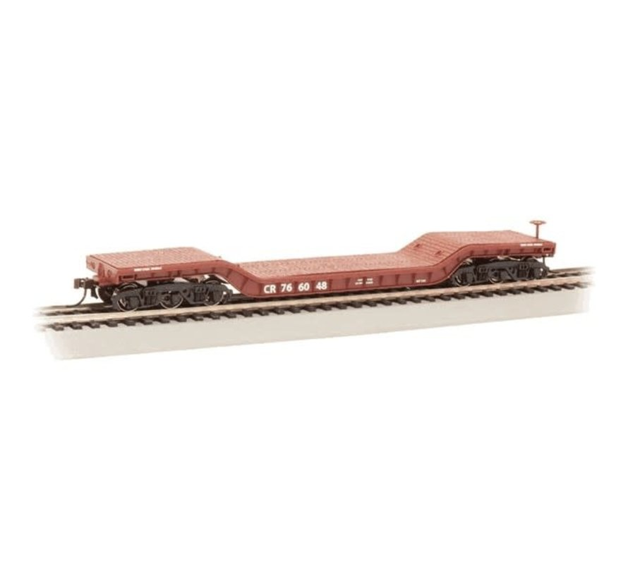 Bachmann : HO Conrail 52' Dep Flat car