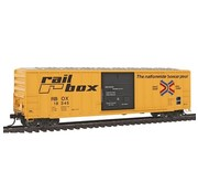 ATLAS ATL-2000-2633 - Atlas : HO FMC 5077 SGL.DR.BOX CAR-RAILBOX 18407