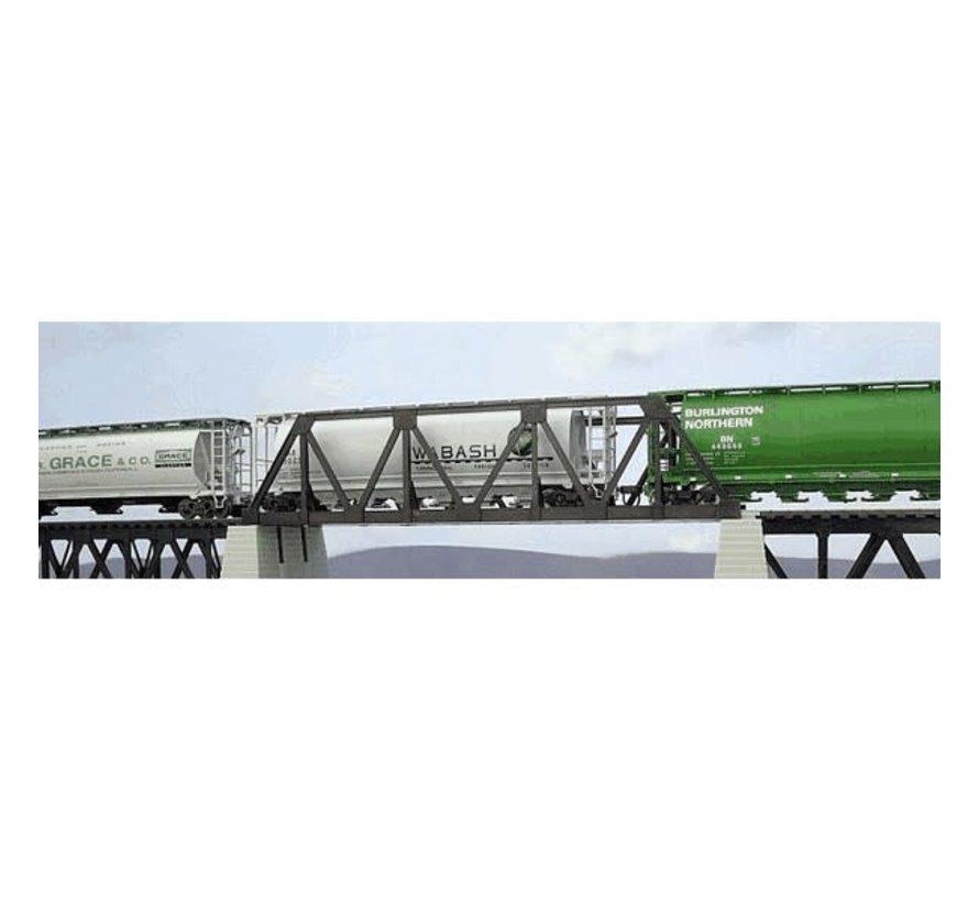 Atlas : HO CODE 83-WARREN TRUSS BRIDGE