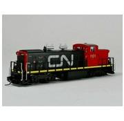 Rapido RAP-070045 - Rapido : N CN GMD-1 (DC/Silent) Red Cab #1101