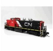 Rapido RAP-070049 - Rapido : N CN GMD-1 (DC/Silent) Red Cab #1179