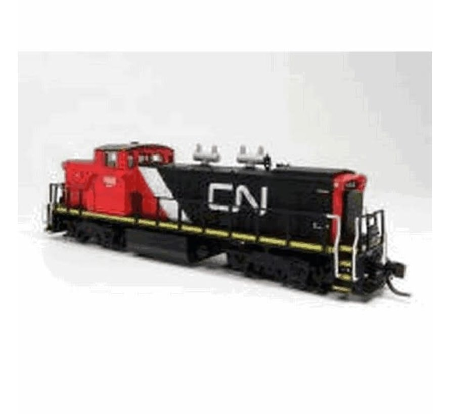 Rapido : N CN GMD-1 (DC/Silent) Red Cab #1179
