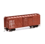 RND-2885 - Athearn : CN 40' Rib Wood Car #428820