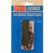 PECO Peco : HO PL-11 Side-mounted Turnout motor