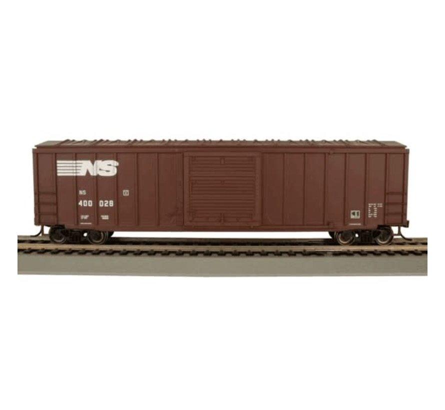 Bachmann : HO NS 50' Box car w/EOT #400028