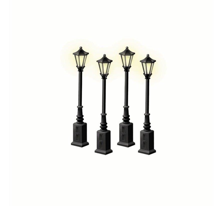 Lionel : Street Lamps (4 pk)