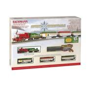 BACHMANN Bachmann : N Spirit of Christmas Steam Passenger Set