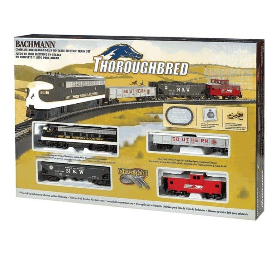 Bachmann : HO NS Diesel Freight Set
