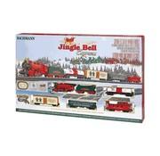 BACHMANN Bachmann : HO Jingle Bell Express Steam Set