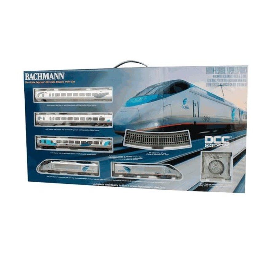 Bachmann : HO Amtrak Acela Express set (DCC)