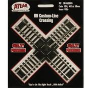 ATLAS Atlas : HO Code 100 90 deg. Crossing