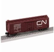 LIONEL Lionel : O CN PLug Door Boxcar #290936
