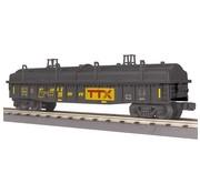 MTH MTH  : O RailGon Gondola w/cover TTX