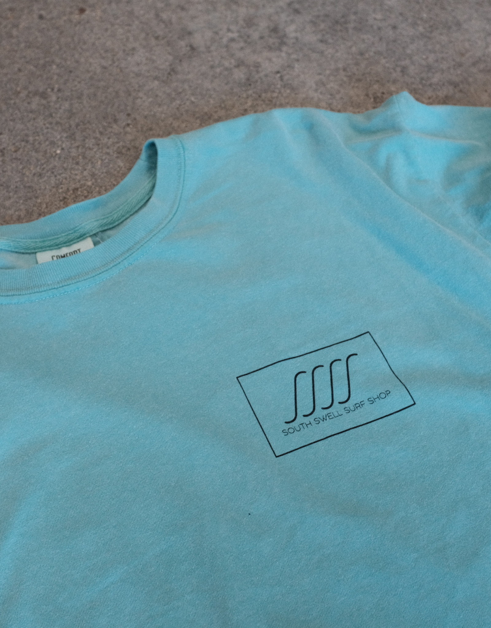 South Swell Surf Shop SSSS Boxed Longsleeve