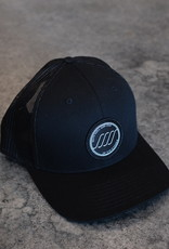 South Swell Surf Shop SSSS Circle Patch Trucker Hat