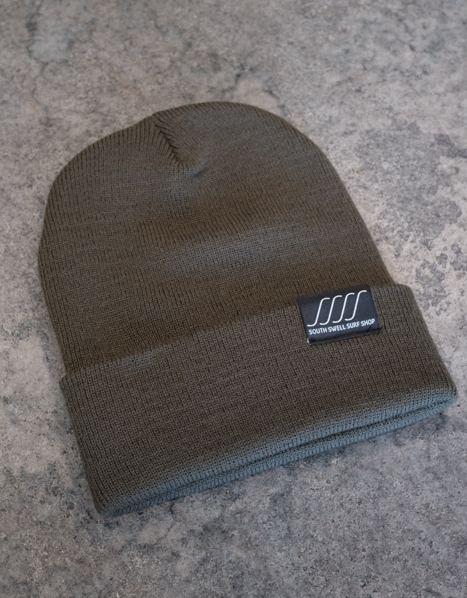 South Swell Surf Shop SSSS Beanie
