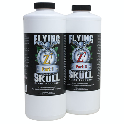 Flying Skull Z7 Enzyme Cleanser Quart (6/Cs)