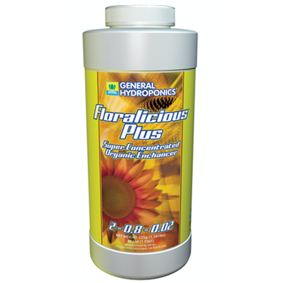 General Hydroponics GH Floralicious Plus Pint (12/Cs)