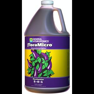 General Hydroponics GH Hardwater Flora Micro Gallon (4/Cs)