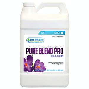 Botanicare Botanicare Pure Blend Pro Bloom Gallon (4/Cs)