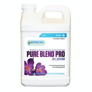 Botanicare Botanicare Pure Blend Pro Bloom 2.5 Gallon (2/Cs)