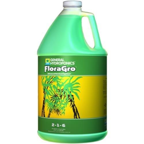 General Hydroponics GH Flora Gro Gallon (4/Cs)