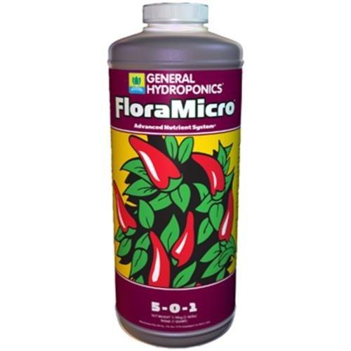 General Hydroponics GH Flora Micro Quart (12/Cs)