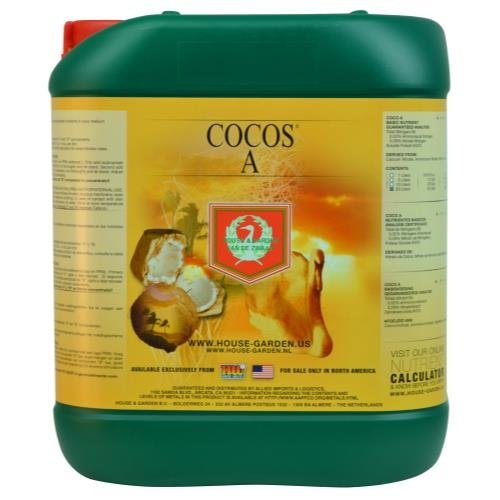 House & Garden House and Garden Cocos A 5 Liter (4/Cs)