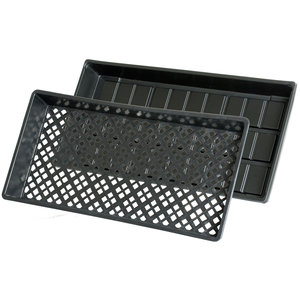 Cut Kit Tray 10x20'' w/ Mesh Tray, case of 50