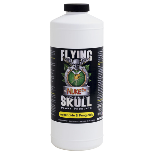 Flying Skull Nuke Em Quart (6/Cs)