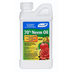Monterey Monterey 70% Neem Oil Conc. Pint (6/Cs)