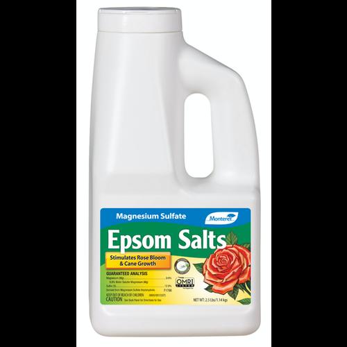 Monterey Monterey Epsom Salts 4 lb (6/Cs)