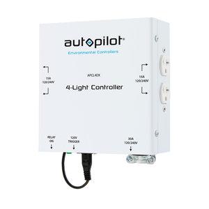 High Power HID Controller 4000W (120V/240V) 30A X