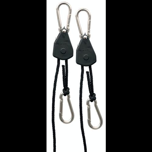 Sky Hook Light Hanger - 1/8 in - 1/Pair (12/Cs)