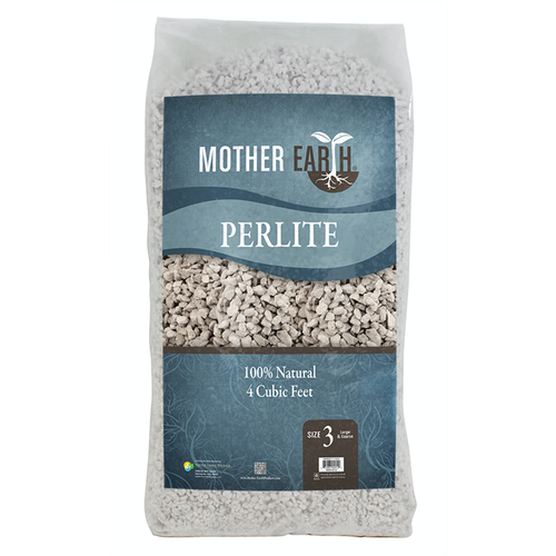 Mother Earth Mother Earth Perlite # 3 - 4 cu ft (30/Plt)