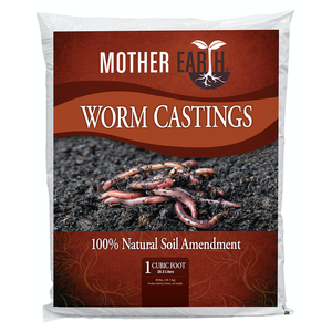 Mother Earth Mother Earth Worm Castings 1 cu ft (50/Plt)