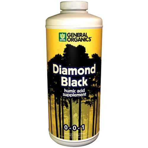 General Hydroponics GH General Organics Diamond Black Quart (12/Cs)