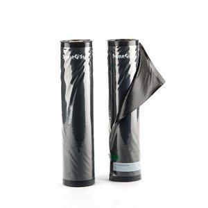 "Shield N Seal Shield N Seal - Black and Clear 11"" x 19.5' 2 Rolls"